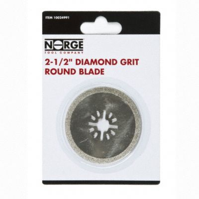 2-1/2&#034; Diamond Grit Round Blade